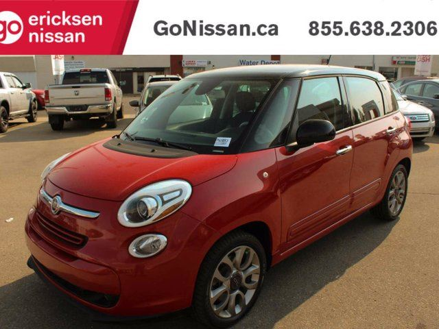 2014 FIAT 500L Sport, Pano Roof, Power Windows, Blue Tooth in Edmonton, Alberta