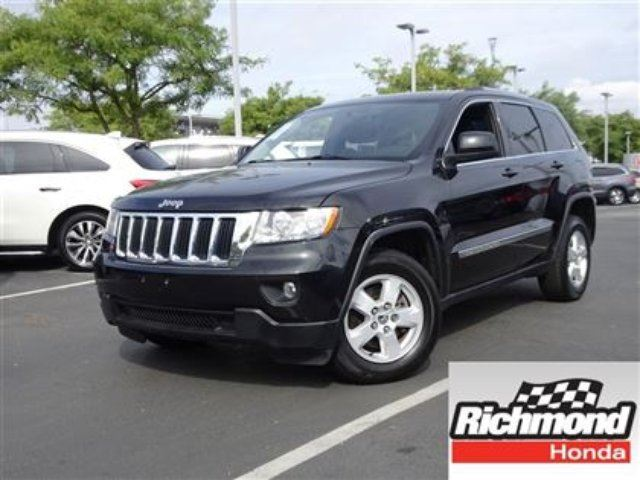 2011 JEEP GRAND CHEROKEE Laredo! 6 Months Powertrain Warranty Included! in Richmond, British Columbia