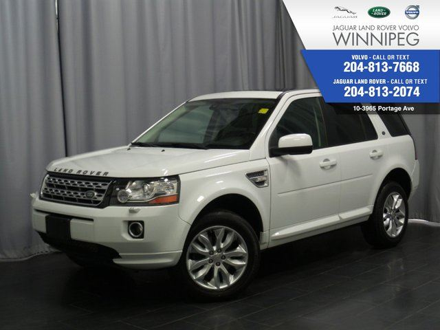 2014 LAND ROVER LR2 HSE *LOCAL ONE OWNER TRADE* in Winnipeg, Manitoba