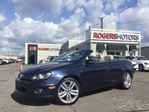 2012 Volkswagen Eos - CONV - NAVI - LEATHER  in Oakville, Ontario
