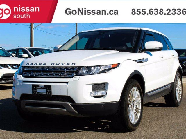 2013 LAND ROVER RANGE ROVER EVOQUE PRESTIGE, NAVIGATION, LEATHER in Edmonton, Alberta