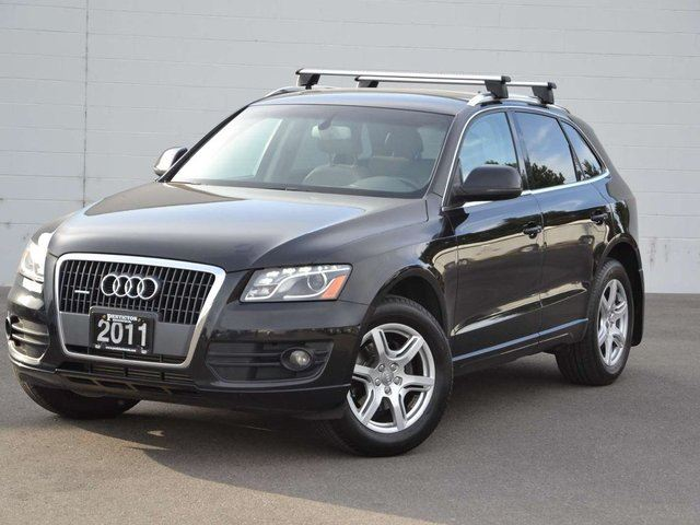 2011 AUDI Q5 Quattro 2.0T Premium Plus in Kelowna, British Columbia