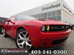 2016 Dodge Challenger SXT PLUS WITH LEATHER & SUNROOF in Calgary, Alberta