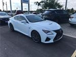 2015 Lexus RC F           in Barrie, Ontario