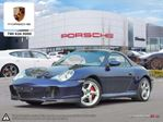 2004 Porsche 911 RARE CABRIOLET | All-wheel Drive | Manual | BOSE Surround Sound | LOW KMS! in Edmonton, Alberta