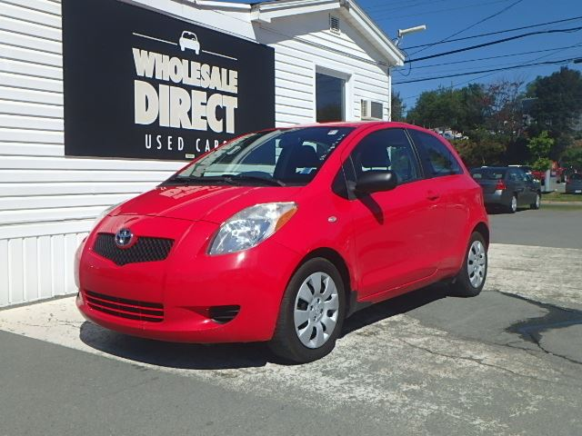 2008 TOYOTA YARIS HATCHBACK 5 SPEED 1.5 L in Halifax, Nova Scotia