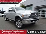 2016 Dodge RAM 3500 Laramie *ACCIDENT FREE * LOCAL BC TRUCK * in Surrey, British Columbia