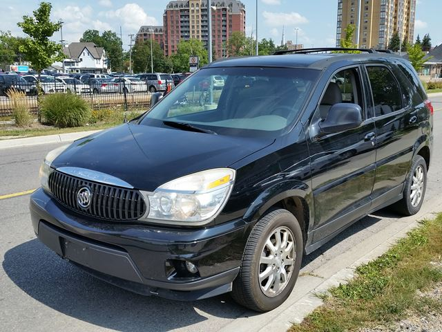 used 2006 buick rendezvous cx brampton. Black Bedroom Furniture Sets. Home Design Ideas