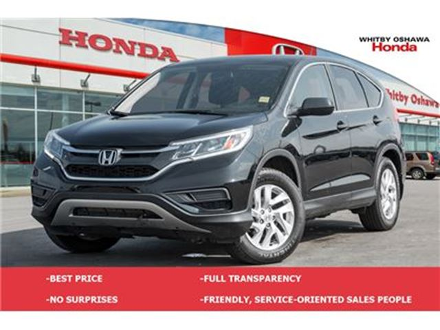 2015 HONDA CR-V SE (AT) in Whitby, Ontario