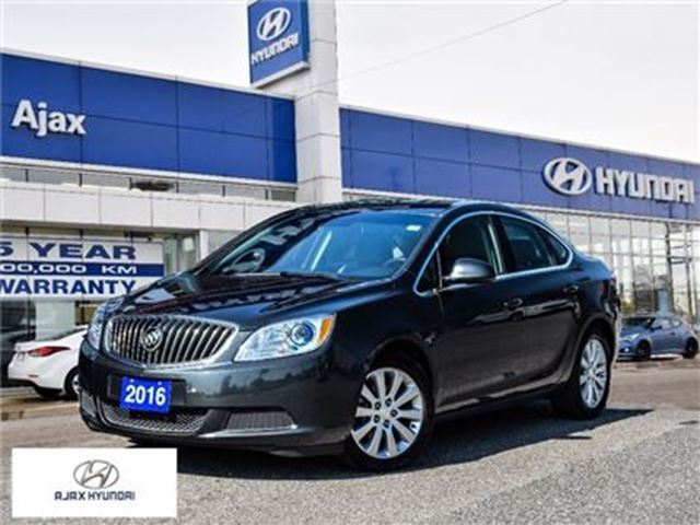 2016 BUICK VERANO CX Dual Zone Auto Climate Alloy Wheels A/C in Ajax, Ontario