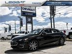 2017 Chevrolet Malibu 1LT, Sunroof, Alloy Wheels, Remote Starter in Rexdale, Ontario