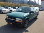 2001 Chevrolet S-10 Base in Williams Lake, British Columbia