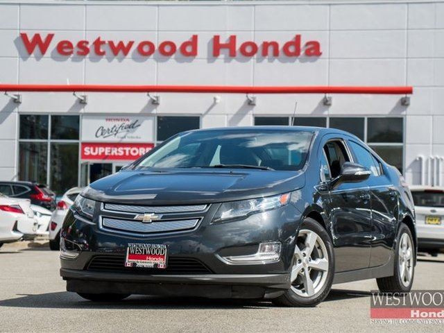 2014 CHEVROLET VOLT Base - Accident Free in Port Moody, British Columbia