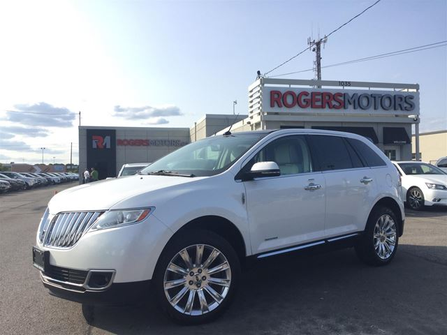 2014 LINCOLN MKX AWD - NAVI - PANORAMIC ROOF in Oakville, Ontario