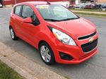 2015 Chevrolet Spark FUEL SIPPING 1.2L 4CYL WITH AC/PWR OPTS/BLUETOO in Dartmouth, Nova Scotia