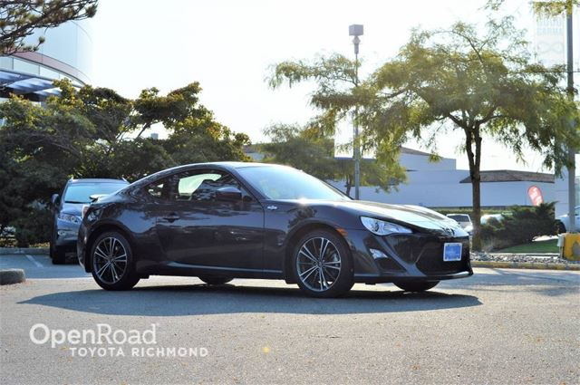 2014 SCION FR-S Sport sequential shifting, paddle shifters, blu in Richmond, British Columbia