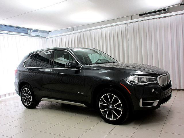 2017 BMW X5 35i x-DRIVE AWD SUV w/ HEAD UP DISPLAY, NAV & P in Halifax, Nova Scotia