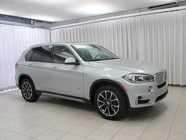 2017 BMW X5 35i x-DRIVE AWD w/ HEAD UP DISPLAY, NAV & PANOR in Halifax, Nova Scotia