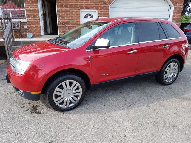 2010 LINCOLN MKX AWD in Bowmanville, Ontario