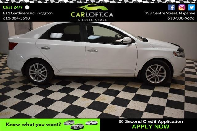 2012 KIA FORTE EX-HEATED SEATS**BLUETOOTH**CRUISE in Kingston, Ontario