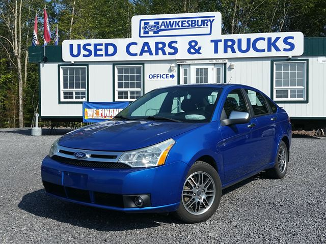 2011 Ford Focus SE in Hawkesbury, Ontario