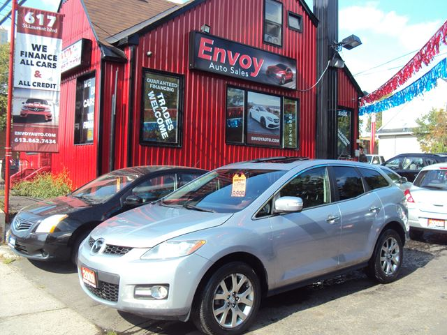 2009 MAZDA CX-7 GT AWD!!NO ACCIDENTS!!ONE OWNER!! in Ottawa, Ontario