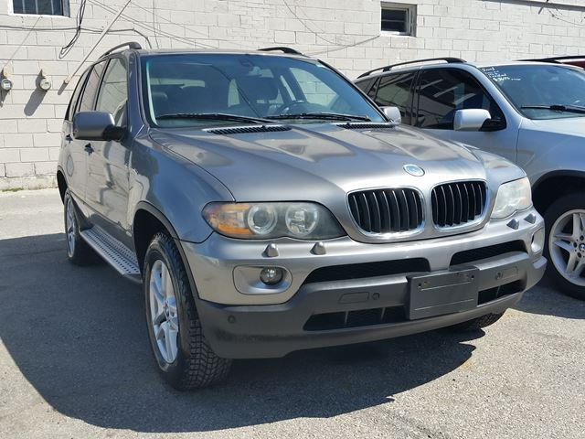 2005 bmw x5 accident one owner scarborough. Black Bedroom Furniture Sets. Home Design Ideas