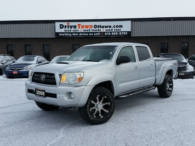used 2008 toyota tacoma double cab 4x4 trd sport. Black Bedroom Furniture Sets. Home Design Ideas