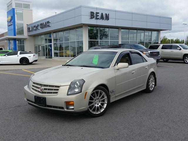 2007 CADILLAC CTS           in Carleton Place, Ontario