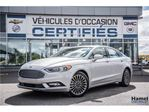 2017 Ford Fusion SE AWD 2.0L ECOBOOST/CUIR/NAVI/TOIT OUVRANT in Montreal, Quebec