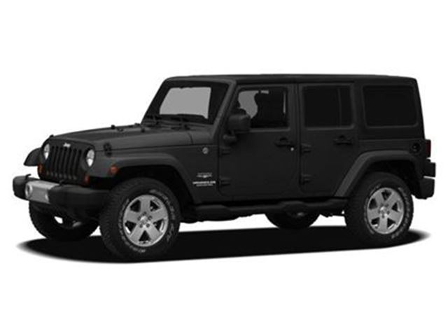 2011 JEEP WRANGLER Unlimited Rubicon in Coquitlam, British Columbia
