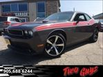 2014 Dodge Challenger R/T   SPORT HOOD   LEATHER  SUNROOF in St Catharines, Ontario