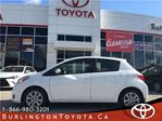 2013 Toyota Yaris LE in Burlington, Ontario