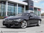 2017 BMW 6 Series xDrive (Exclusive, M Sport & Technology Pkg) in Mississauga, Ontario