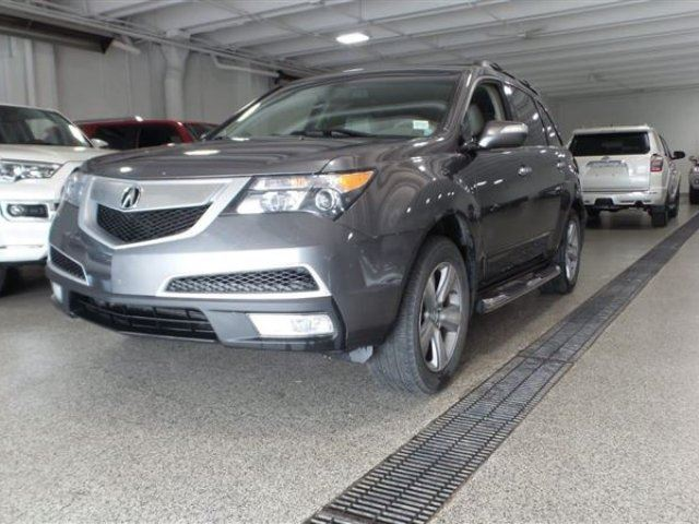 2010 ACURA MDX Technology Package in Calgary, Alberta