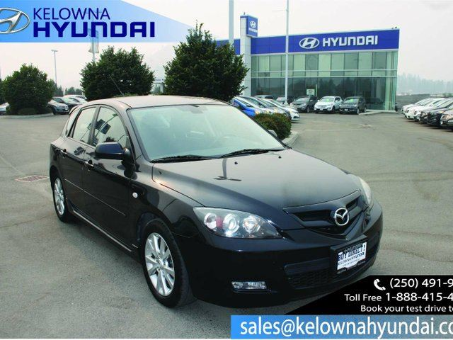 2007 MAZDA MAZDA3 GS 4dr Sport in Kelowna, British Columbia