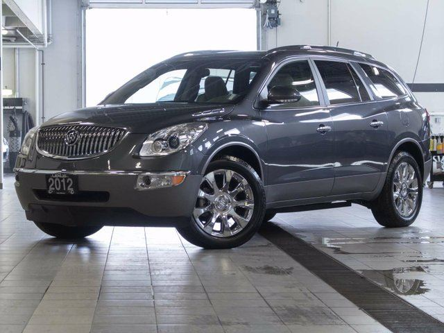 2012 BUICK ENCLAVE CXL AWD with Navigation in Kelowna, British Columbia