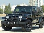 2015 Jeep Wrangler Unlimited Unlimited Sahara in Vancouver, British Columbia