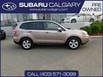 2014 Subaru Forester 2.5i Limited Package in Calgary, Alberta