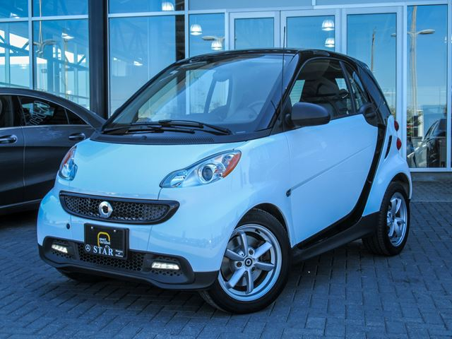 2015 SMART FORTWO pure cpn++ Canadian Package in Ottawa, Ontario