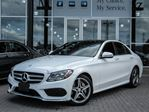2016 Mercedes-Benz C-Class C300 4MATIC Sedan in Ottawa, Ontario