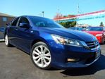 2013 Honda Accord SPORT  AUTOMATIC  LEATHER.CAMERA  BLUETOOTH in Kitchener, Ontario