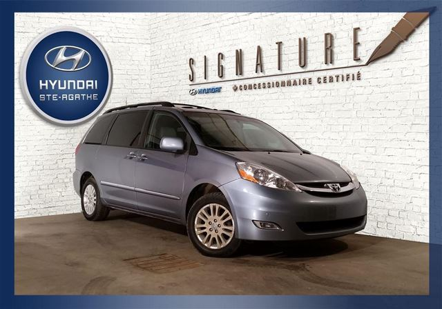 2008 Toyota Sienna XLE Lted 7 Pass.+AWD+TOIT+CUIR in Sainte-Agathe-Des-Monts, Quebec