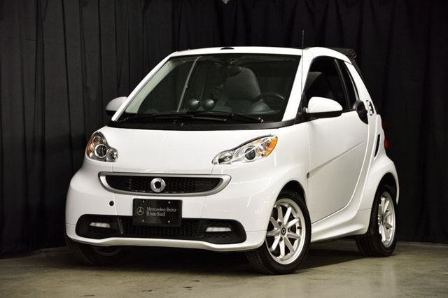 2014 SMART FORTWO ELECTRIC DRIVE convertible,*Admissible au pro in Longueuil, Quebec
