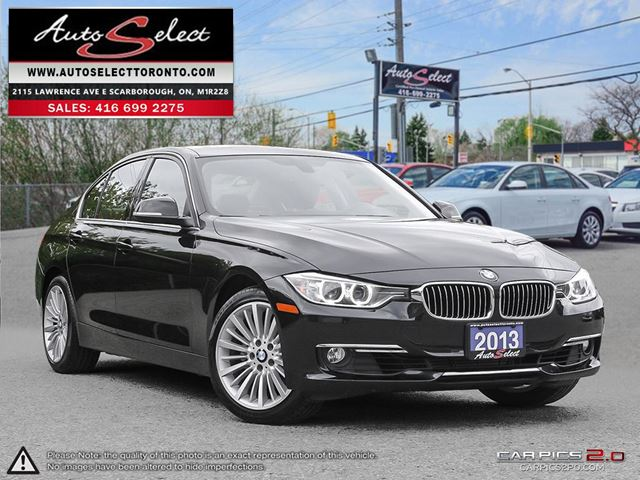 2013 BMW 3 SERIES 328 i xDrive AWD ONLY 71K! **EXECUTIVE PKG** CLEAN CARPROOF in Scarborough, Ontario