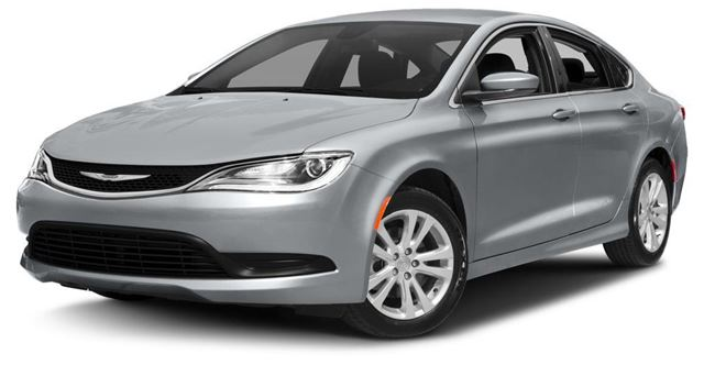 2015 CHRYSLER 200 LX *ACCIDENT FREE*ONE OWNER*LOCAL BC CAR* in Surrey, British Columbia
