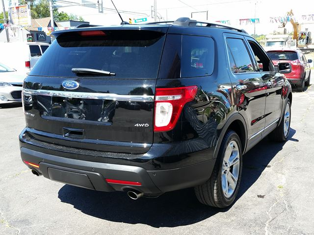 2011 ford explorer limited 4wd leather 7 passenger barrie ontario car for sale 2865753. Black Bedroom Furniture Sets. Home Design Ideas