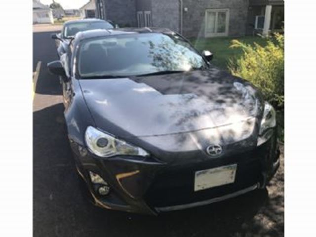 2016 SCION FR-S 2dr Cpe Man w/Winter tires & rims in Mississauga, Ontario