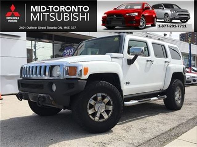 2006 HUMMER H3 Base in Toronto, Ontario