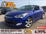 2012 Hyundai Veloster BACKUP CAMERA HEATED FRONT SEATS in St Catharines, Ontario